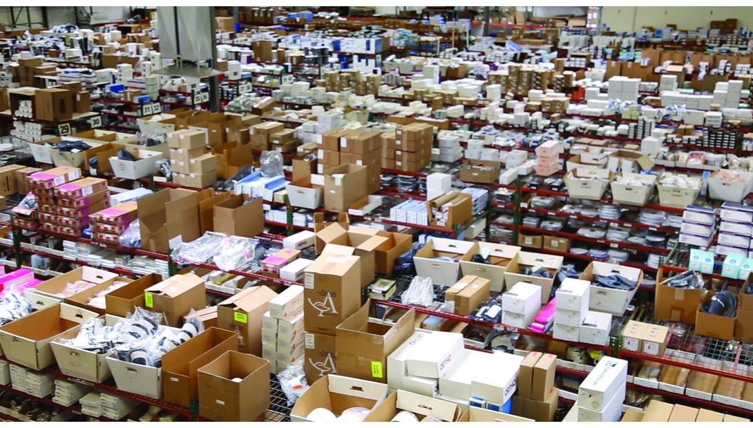 WarehouseSweep