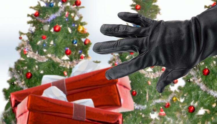 theft at holidays